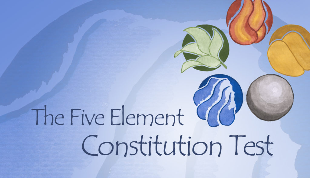 Five Element test